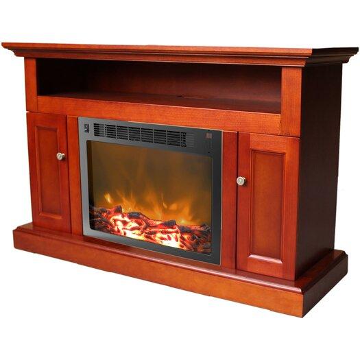 Cambridge Sorrento Electronic Fireplace Insert Allmodern