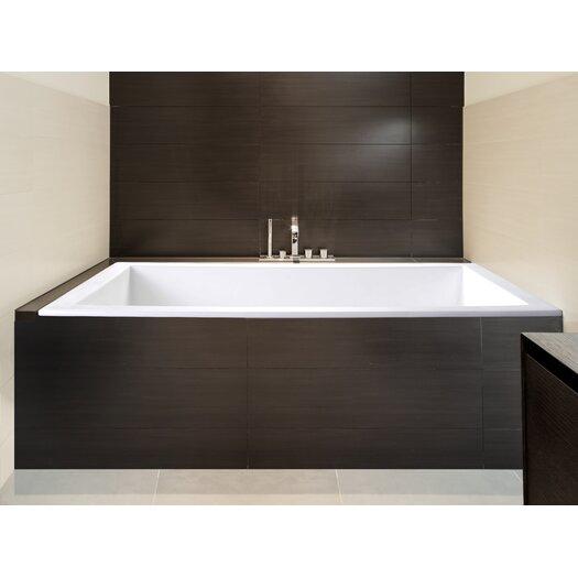 "Clarke Products Sparta 60"" X 32"" Soaking Bathtub & Reviews"