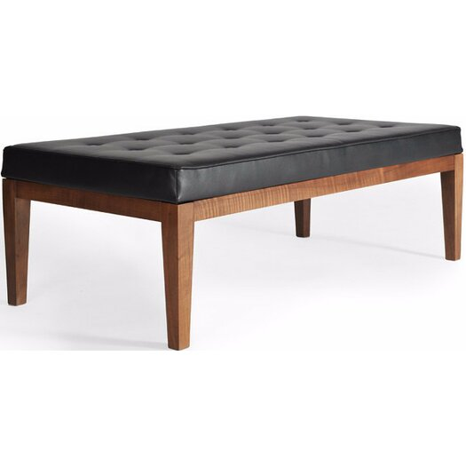 Gingko Home Furnishings Oslo Upholstered Kitchen Bench Allmodern