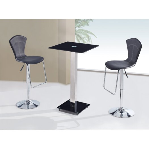 Global furniture usa pub table reviews allmodern for J furniture usa reviews