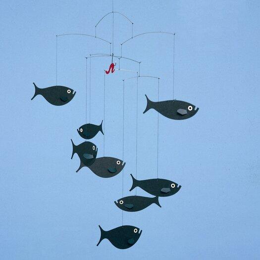 Flensted mobiles shoal of fish mobile reviews allmodern - Flensted mobiles ...