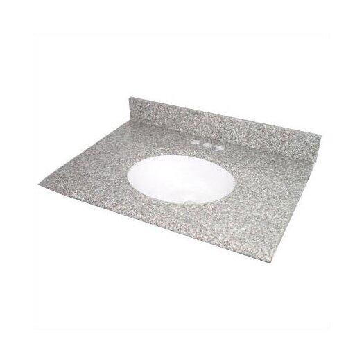 Pegasus Montero Granite Vanity Top With Sink Amp Reviews