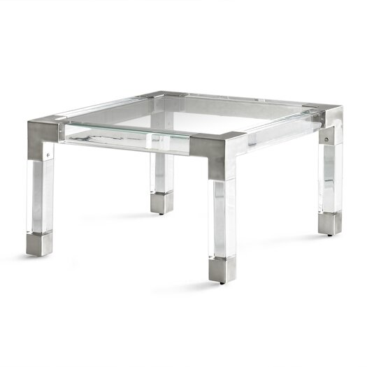 Accent Tables Metal Coffee Table Jonathan Adler SKU XJA1956