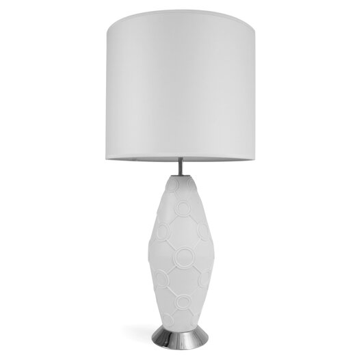 Jonathan Adler Zara 30 25 Quot H Table Lamp With Empire Shade