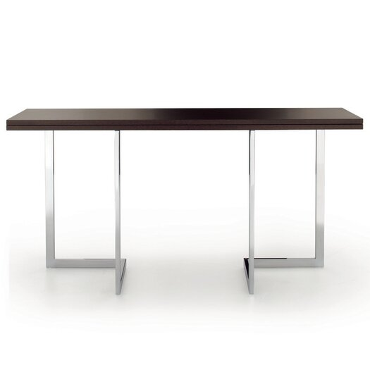 Yumanmod oxford convertible console table allmodern for Convertible console table
