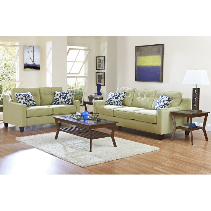 Brayden Studio Bencomo Living Room Collection