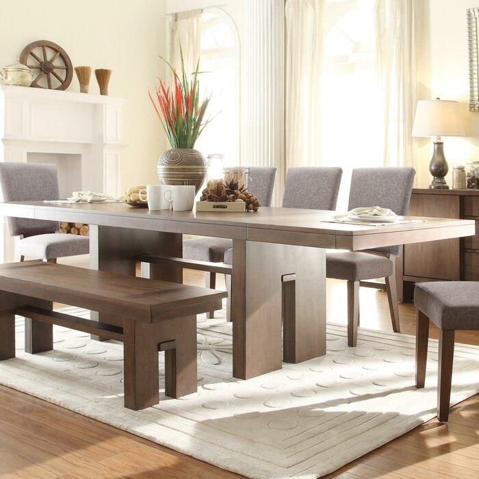 riverside furniture terra vista 8 piece dining set