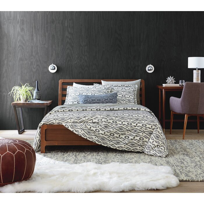 DwellStudio Peters Platform Bed