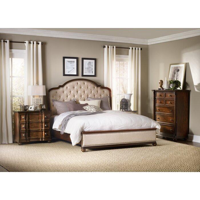 Hooker Furniture Leesburg Panel Customizable Bedroom Set Reviews Wayfair