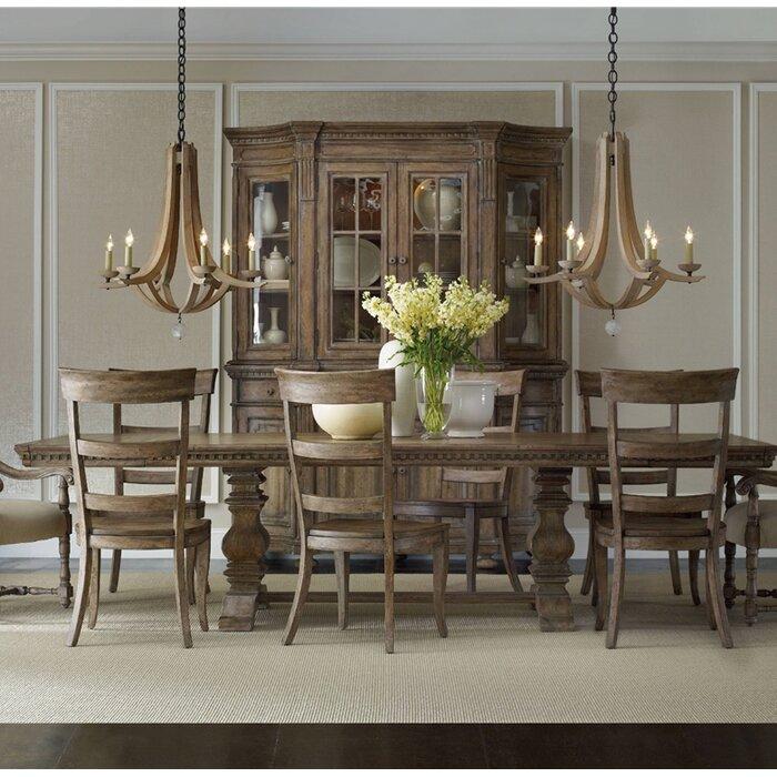 Hooker Furniture Sorella Extendable Dining Table