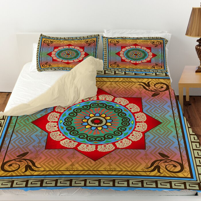 Manual Woodworkers Weavers Mexican Summer Duvet Cover