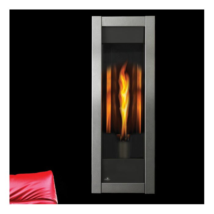 Napoleon The Torch Direct Vent Wall Mount Gas Fireplace Reviews Allmodern