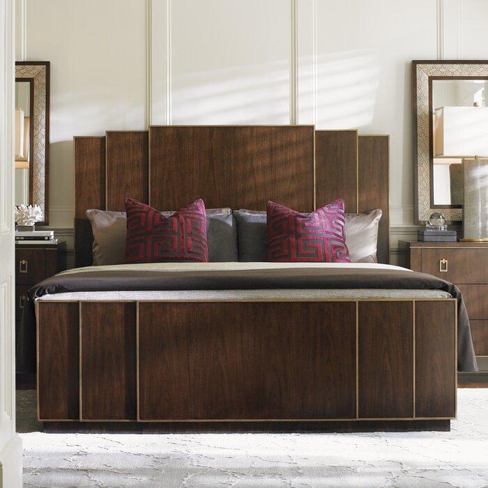 Lexington Tower Place Panel Customizable Bedroom Set Reviews Wayfair