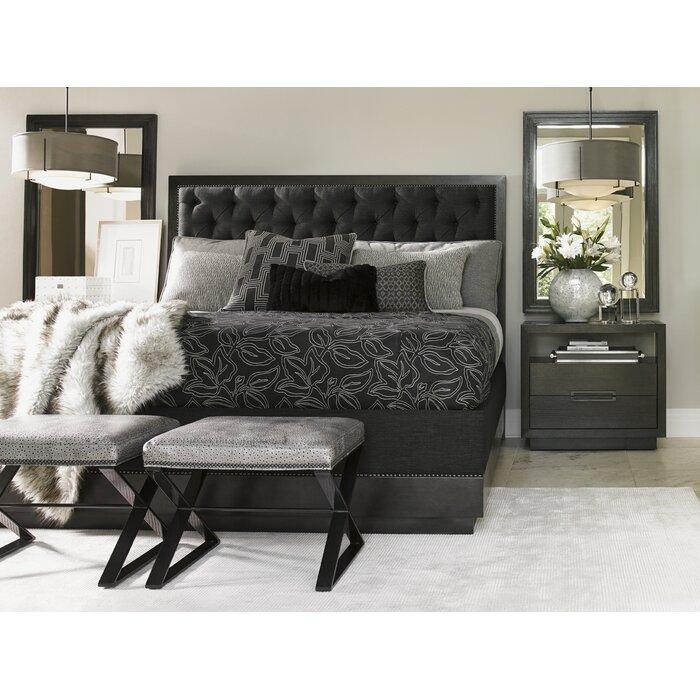 Lexington Carrera Bedroom Platform Customizable Bedroom Set