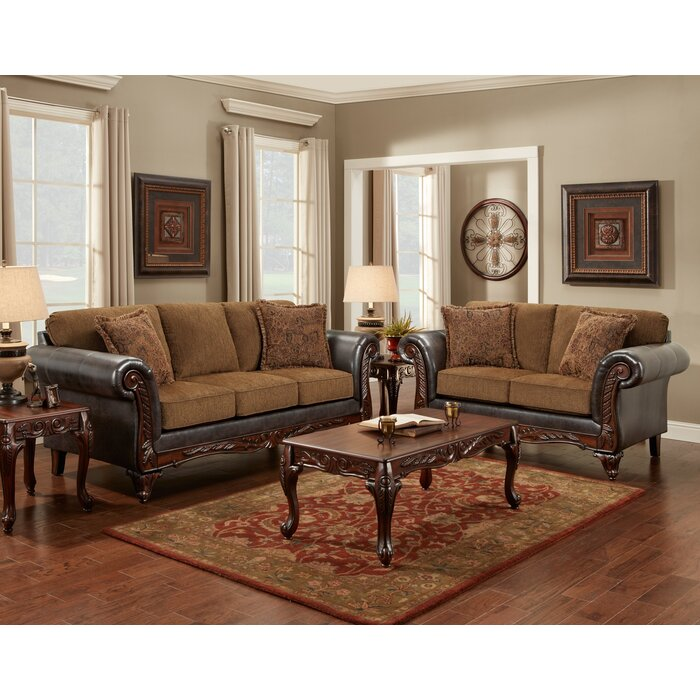Chelsea Home Sheila Living Room Collection