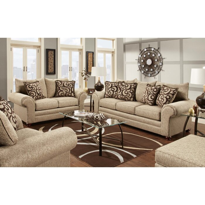 Chelsea Home Astrid Living Room Collection