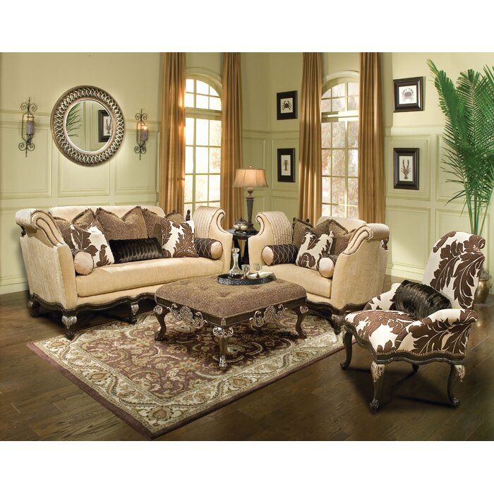 Benetti's Italia Salermo Living Room Collection