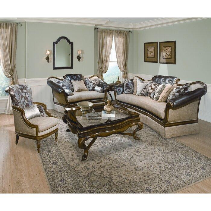 Benetti's Italia Salvatore Living Room Coll..