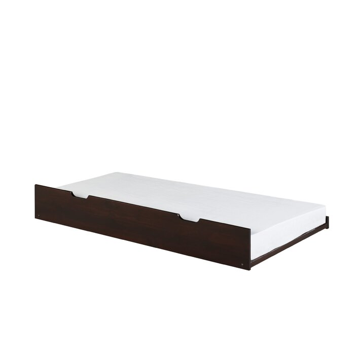 Camaflexi Convertible Twin Bed with Trundle & Reviews  Wayfair