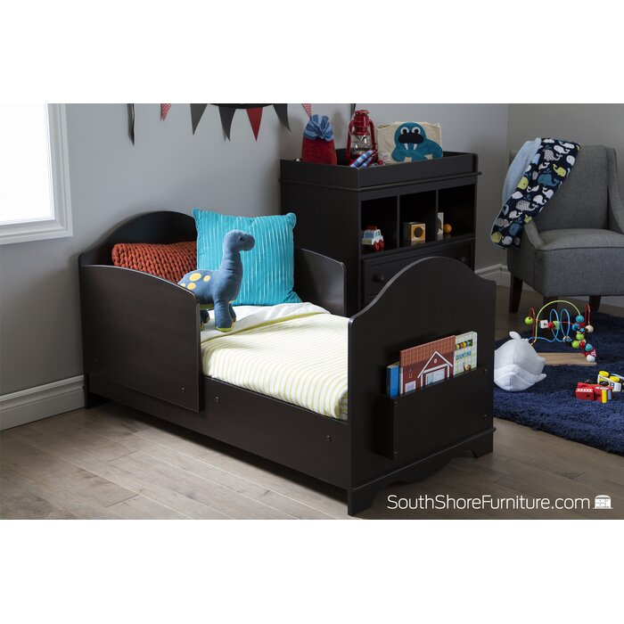 South Shore Savannah Convertible Toddler Customizable Bedroom Set