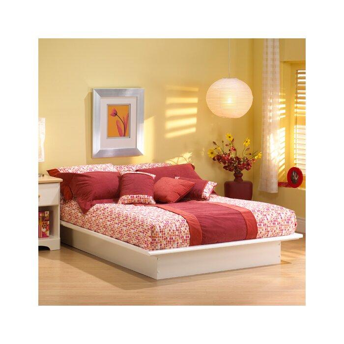 South Shore Newbury Platform Customizable Bedroom Set Reviews Wayfair