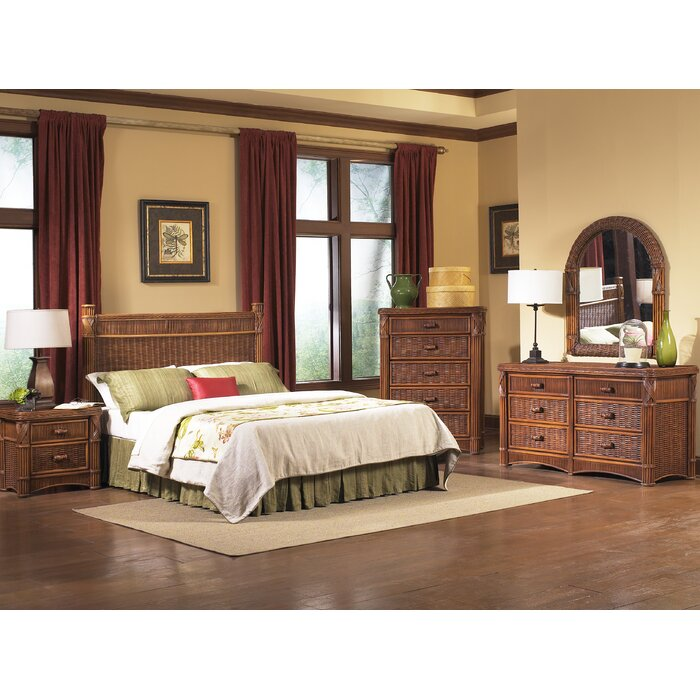 ElanaMar Designs Barbados Bedroom Set