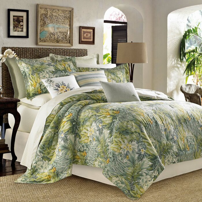 Tommy bahama bedding cuba cabana comforter collection Tommy bahama bedding