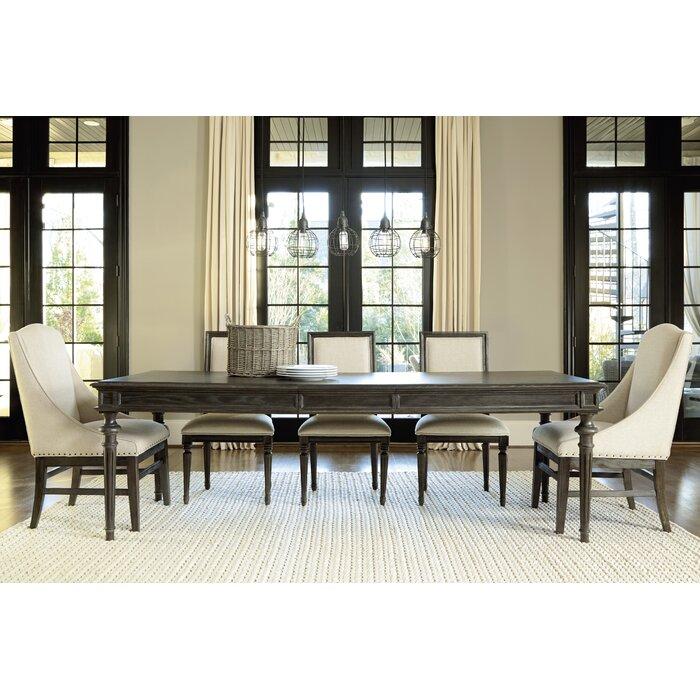 Universal Furniture Berkeley 3 9 Piece Dining Set Reviews Wayfair