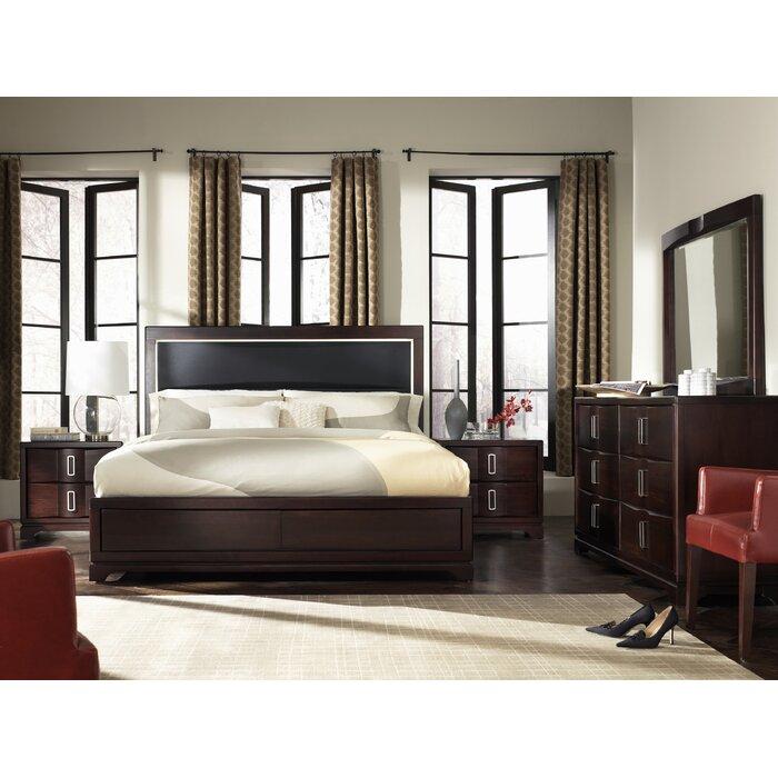 Casana Furniture Company Brooke Platform Customizable Bedroom Set