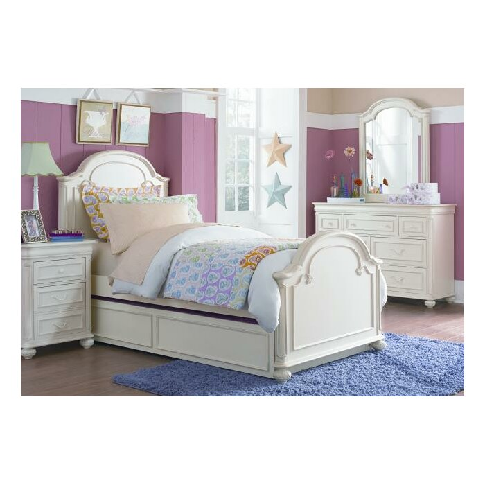 Lc Kids Charlotte Panel Customizable Bedroom Set Reviews