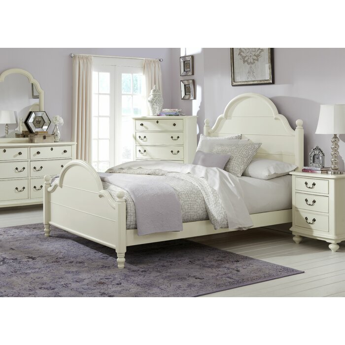 LC Kids Inspirations by Wendy Bellissimo Panel Customizable Bedroom Set