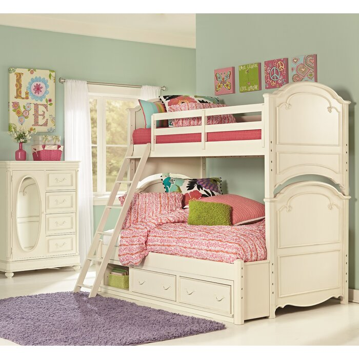 LC Kids Charlotte Standard Bunk Bed