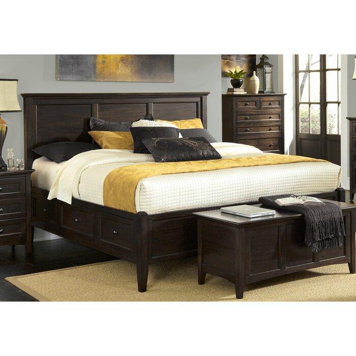 a america westlake panel customizable bedroom set reviews wayfair