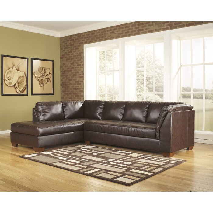 Signature Design By Ashley Kinston Sectional Reviews Wayfair