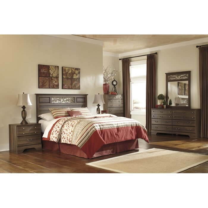 Signature Design by Ashley Allymore Panel Customizable Bedroom Set