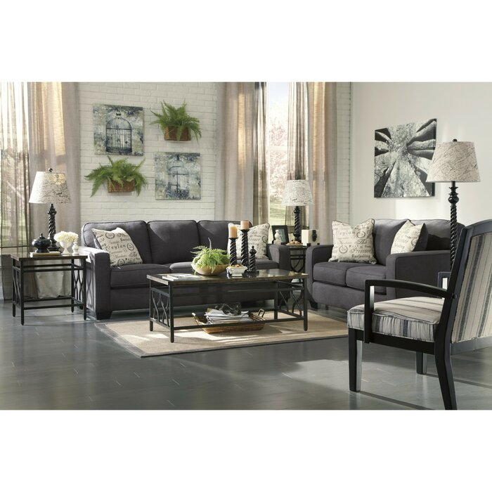 Red Barrel Studio Spahn Living Room Collection & Reviews