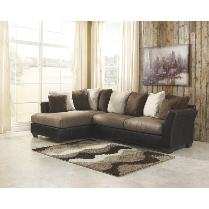 Signature Design by Ashley Larwill Sectional