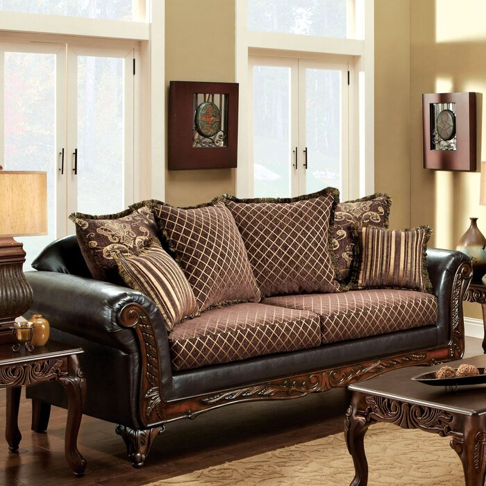 Hokku Designs Constantine Ornate Living Room Collection