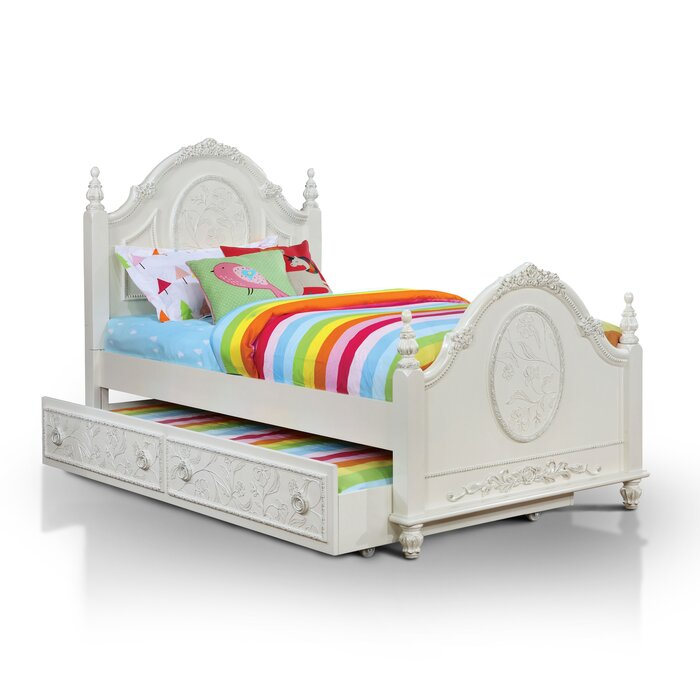 Viv + Rae Dawn Panel Bed with Trundle