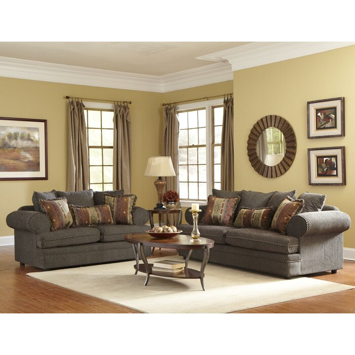 Flair Hades Living Room Collec..