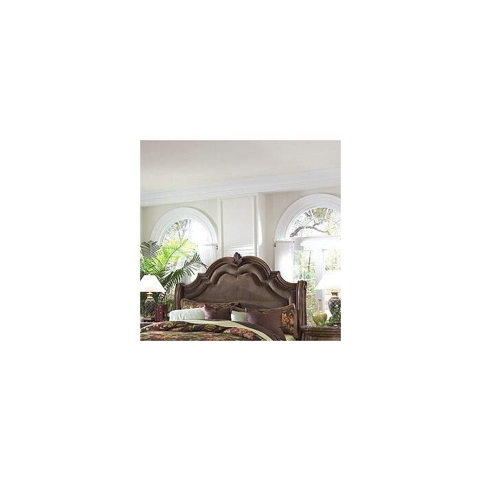 Pulaski San Mateo Panel Customizable Bedroom Set Amp Reviews