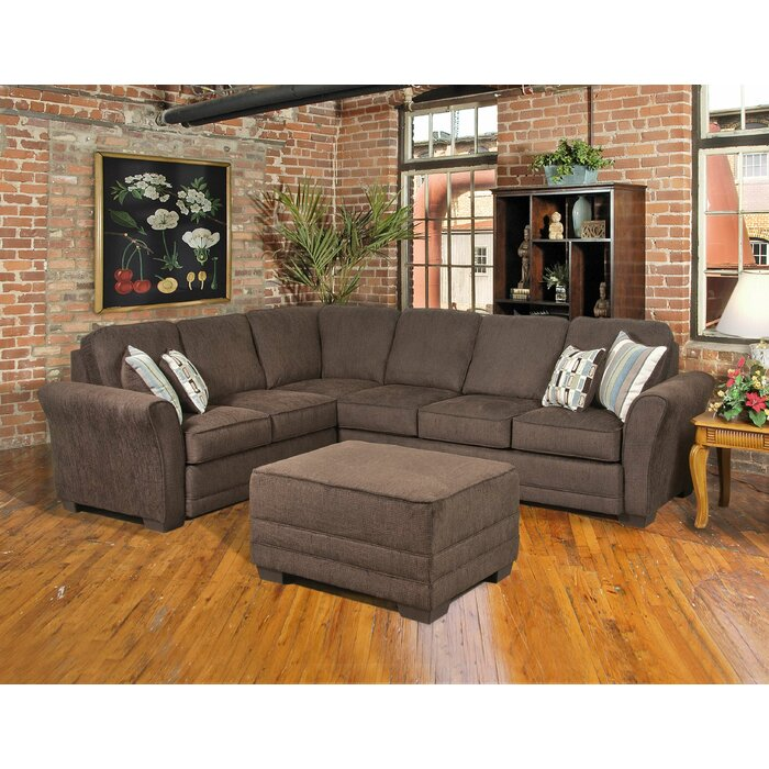 Three Posts Barnes Sectional