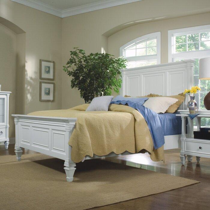 Magnussen Furniture Ashby Panel Bed