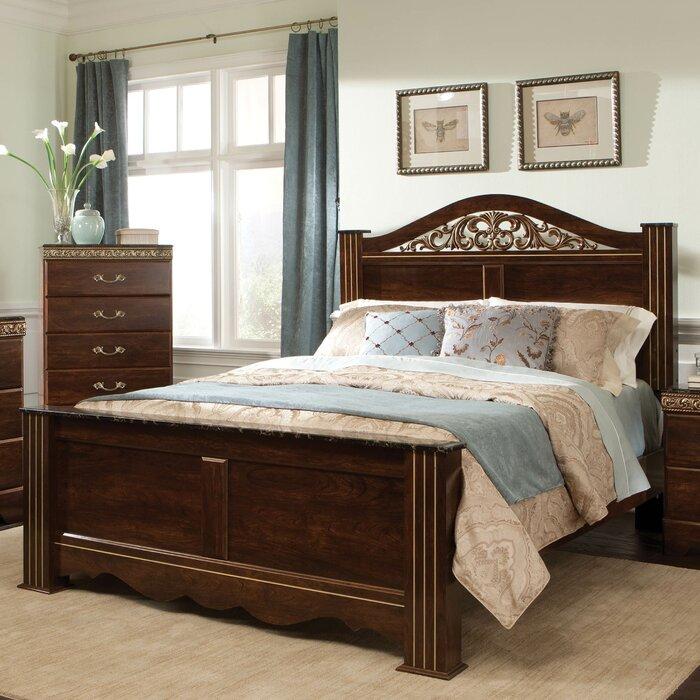 Standard Furniture King Panel Bed