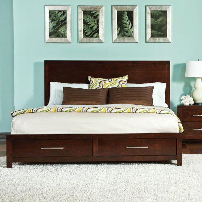 Standard furniture metro panel customizable bedroom set reviews wayfair for Standard furniture metro bedroom collection