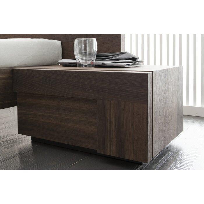 Rossetto USA Air Platform Customizable Bedroom Set Reviews AllModern