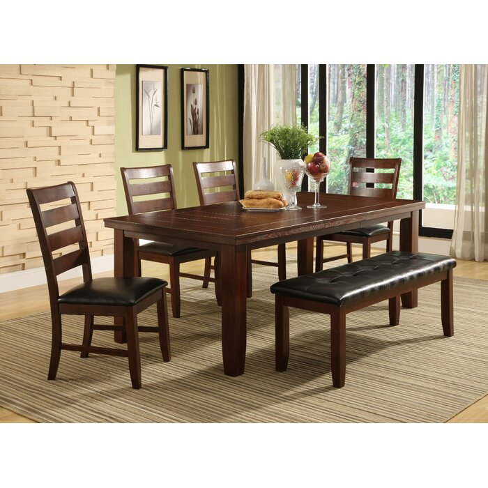 Red Barrel Studio Nexus 6 Piece Dining Set