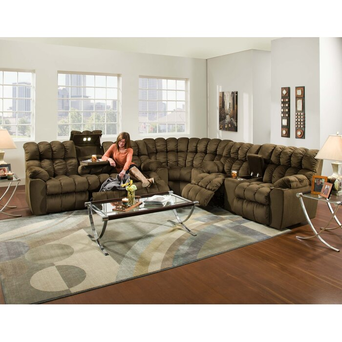 Red Barrel Studio Harrold Sectional