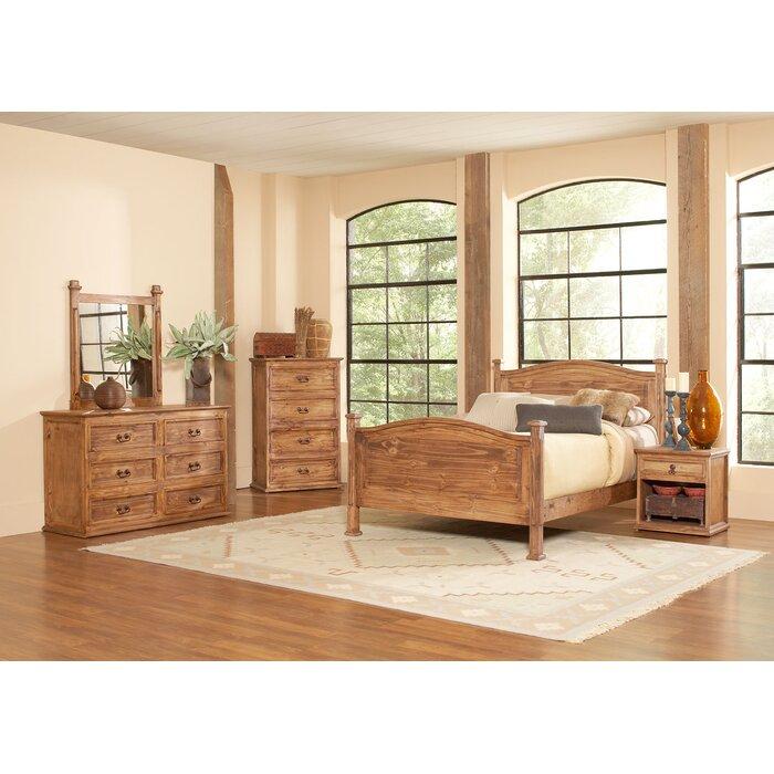 avalon furniture capella panel customizable bedroom set
