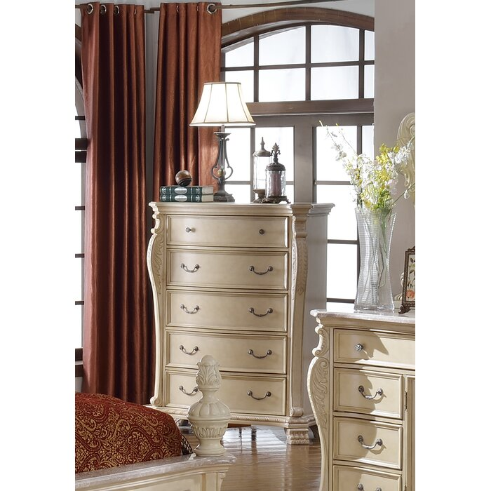Bedroom Furniture Usa: Meridian Furniture USA Monaco Panel Customizable Bedroom